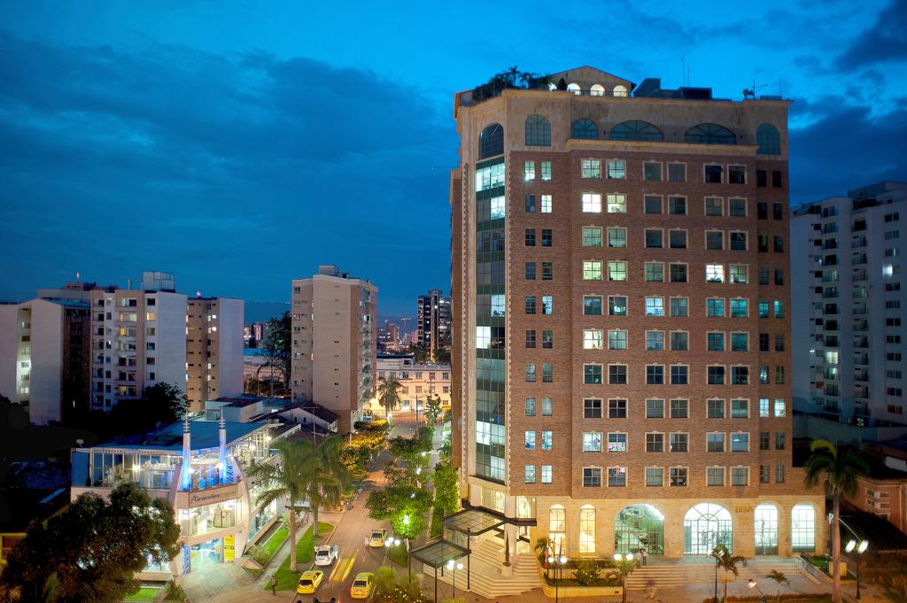 Vista Hotel Dan Carton Bucaramanga Alquilamos Amoblados