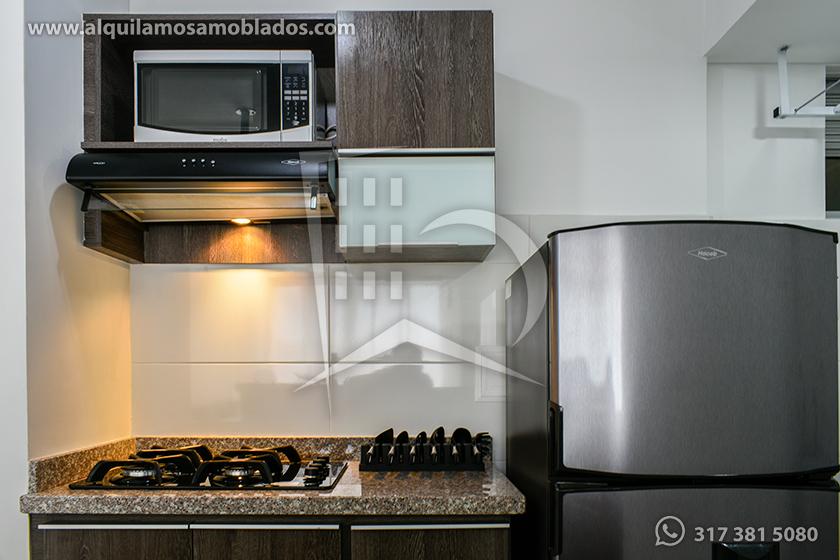 ALQUILAMOS AMOBLADOS.20  RESERVA CAÑAVERAL 1106
