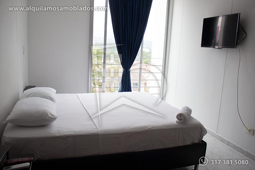 ALQUILAMOS AMOBLADOS 06 CLUB HOUSE III APT 402