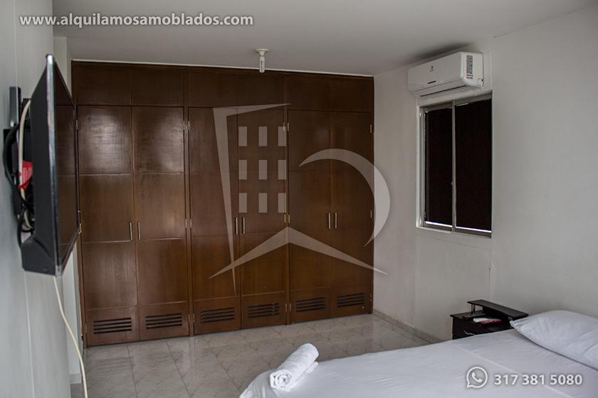ALQUILAMOS AMOBLADOS 07 CLUB HOUSE III APT 402