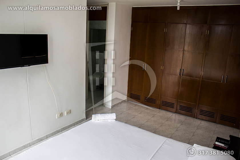 ALQUILAMOS AMOBLADOS 08 CLUB HOUSE III APT 402
