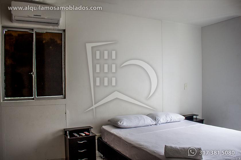 ALQUILAMOS AMOBLADOS 10 CLUB HOUSE III APT 402
