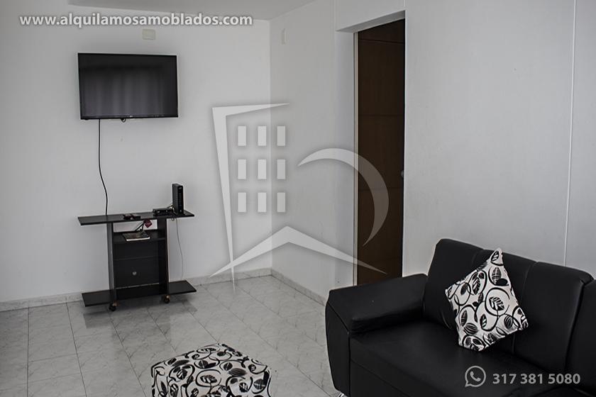ALQUILAMOS AMOBLADOS 20 CLUB HOUSE III APT 402