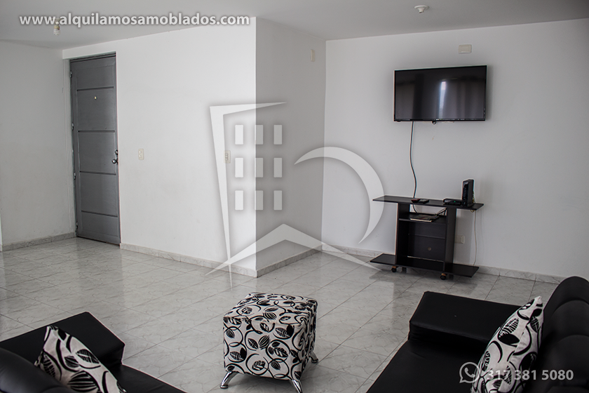 ALQUILAMOS AMOBLADOS 21 CLUB HOUSE III APT 402