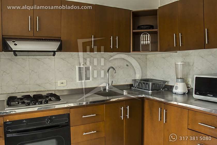 ALQUILAMOS AMOBLADOS 24 CLUB HOUSE III APT 402