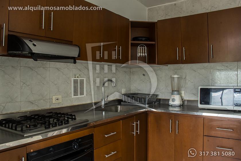 ALQUILAMOS AMOBLADOS 26 CLUB HOUSE III APT 402