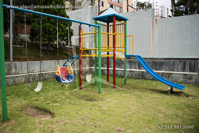 ALQUILAMOS AMOBLADOS CLUB HOUSE III ZONA SOCIAL 4