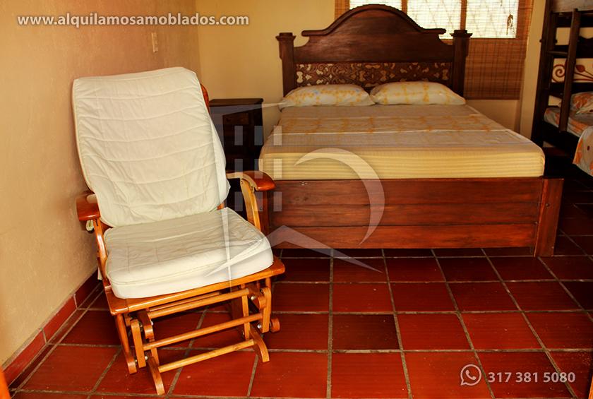ALQUILAMOS AMOBLADOS CABAÑA VILLA PINZON 42