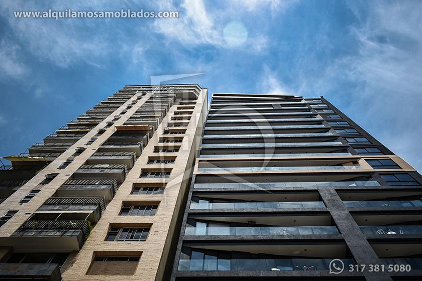 ALQUILAMOS AMOBLADOS K39 501 06