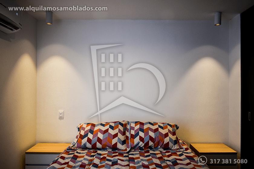 ALQUILAMOS AMOBLADOS K39 501  8