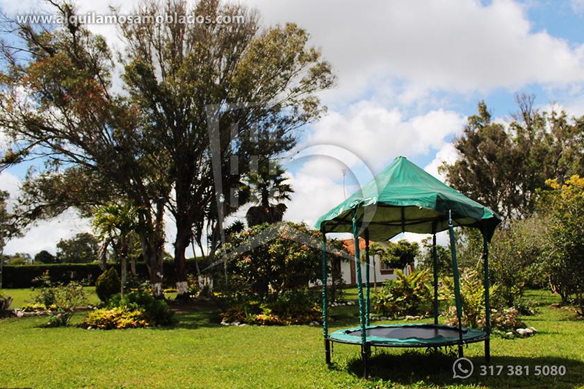 Alquilamos Amoblados Villa Pinzon 44