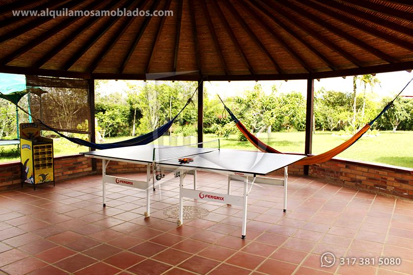 Alquilamos Amoblados Villa Pinzon 46
