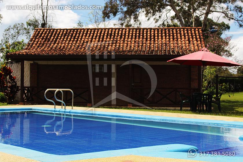 Alquilamos Amoblados Villa Pinzon 47