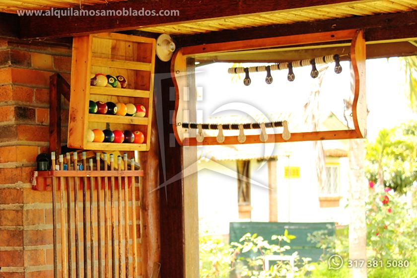 Alquilamos Amoblados Villa Pinzon 48