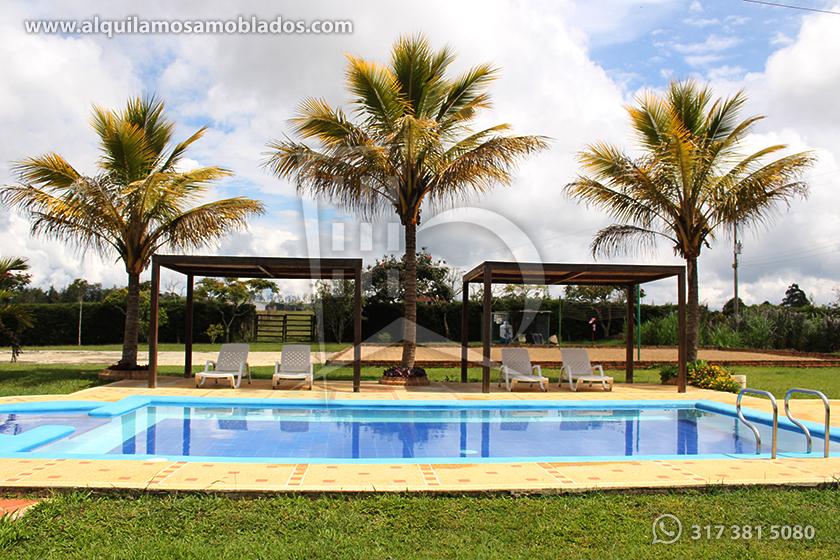 Alquilamos Amoblados Villa Pinzon 49