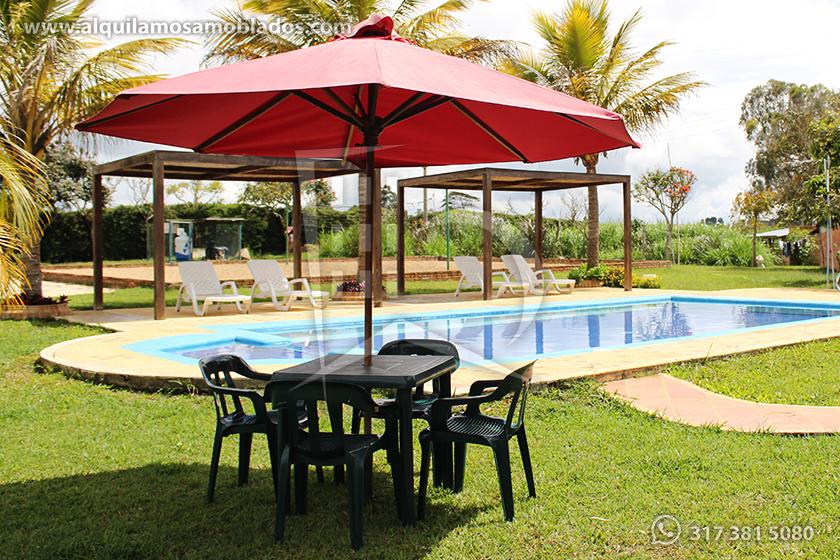 Alquilamos Amoblados Villa Pinzon 52