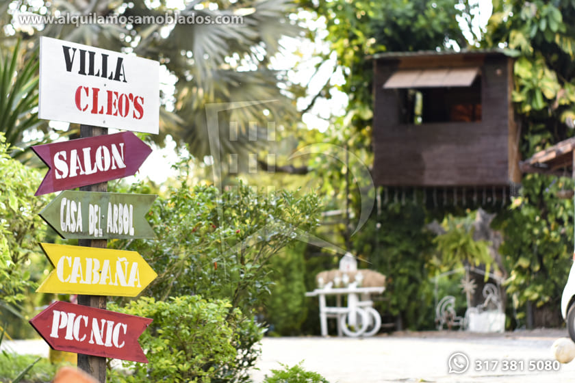 Alquilamos Amoblados Villa Cloe 6