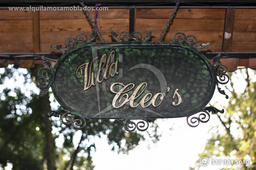Alquilamos Amoblados Villa Cloe 6.1