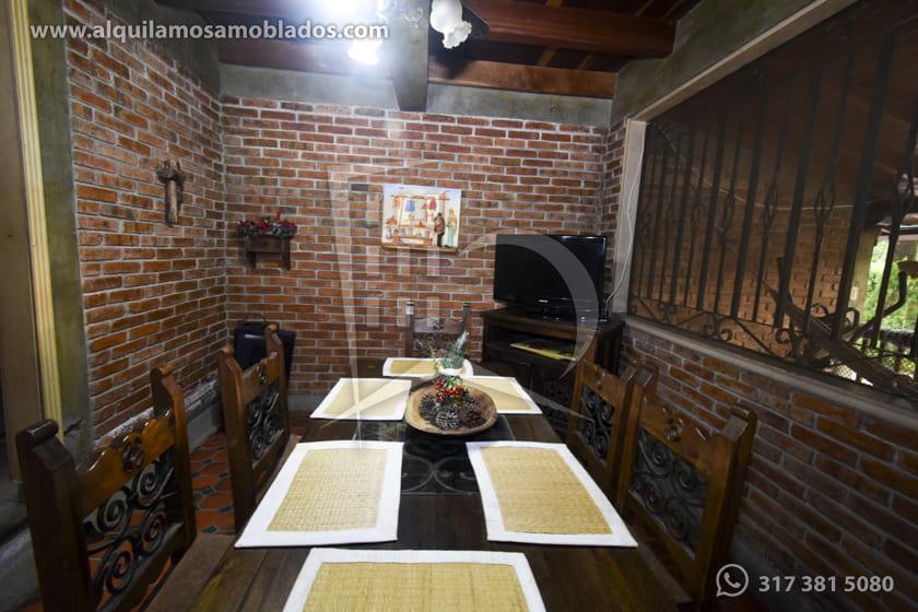 Alquilamos Amoblados Villa Cloe 8