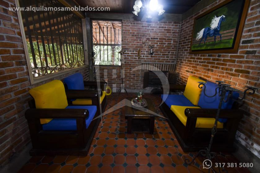 Alquilamos Amoblados Villa Cloe 9