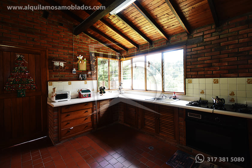Alquilamos Amoblados Villa Ligia 13.