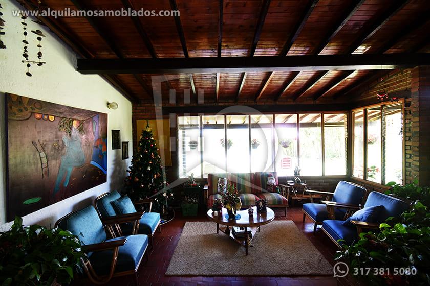 Alquilamos Amoblados Villa Ligia 25.