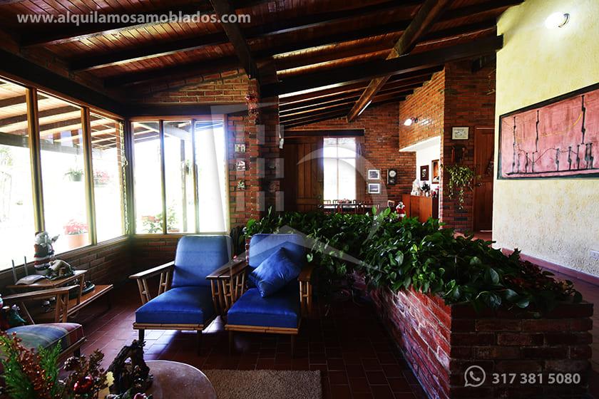 Alquilamos Amoblados Villa Ligia 26.
