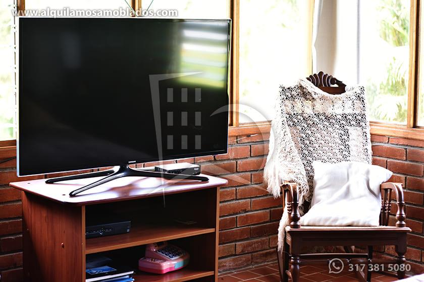 Alquilamos Amoblados Villa Ligia 34.