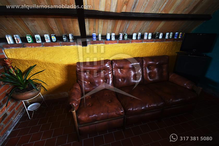 Alquilamos Amoblados Villa Ligia 46.