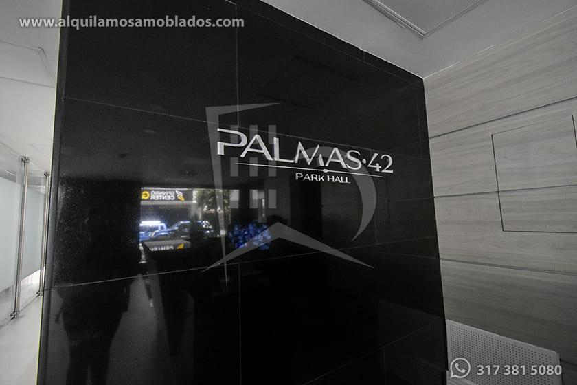 Alquilamos Amoblados Palmas 42 210 01
