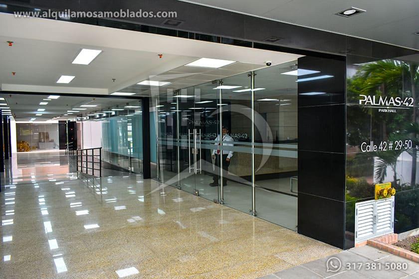 Alquilamos Amoblados Palmas 42 210 45
