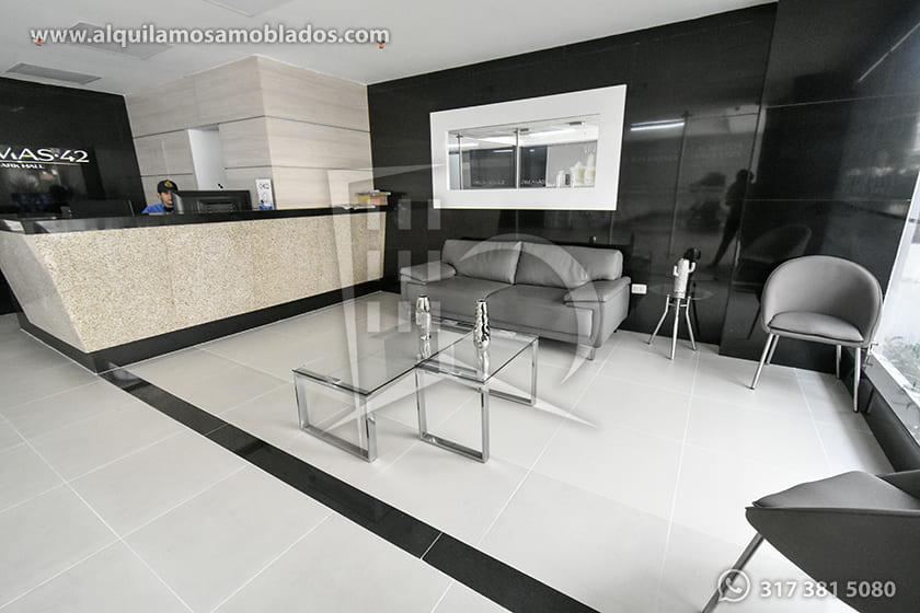Alquilamos Amoblados Palmas 42 210 46