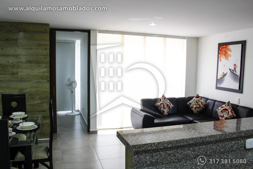 Alquilamos Amoblados Gaira 502 05